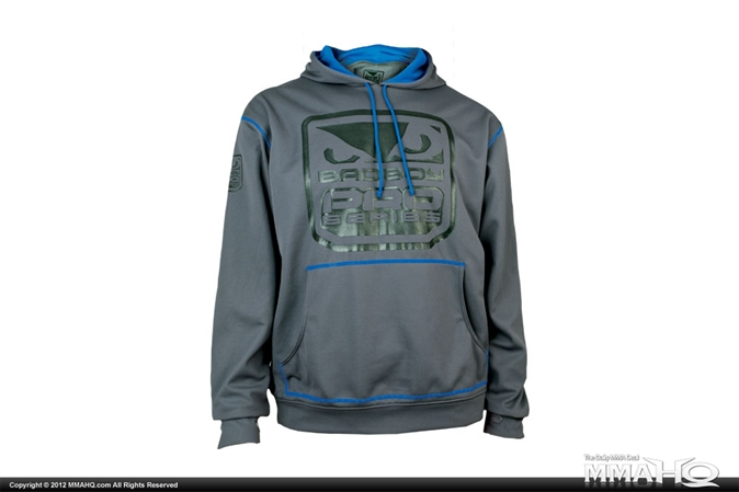 Bad Boy Fight DNA Performance Hoodie